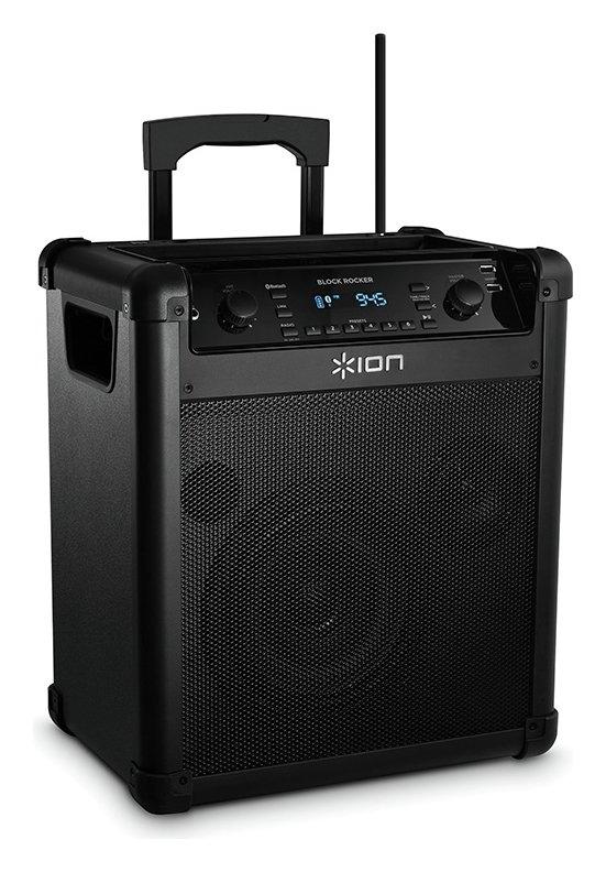 ION Audio Block Rocker Wireless Portable Speaker. Review thumbnail