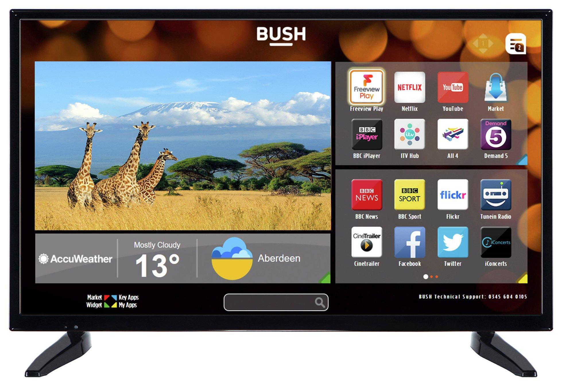 Bush 32 Inch HD Ready Smart TV. Review thumbnail