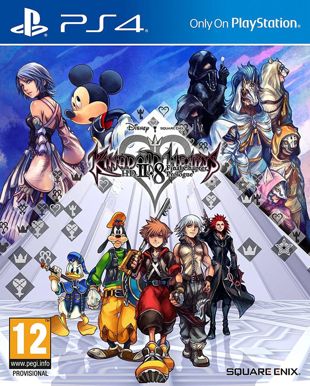 Kingdam Hearts HD 28 Final Chapter Prologue - PS4 Game Review thumbnail