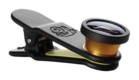 Black Eye - Mobile Phone - Fish - Eye - Lens Review thumbnail
