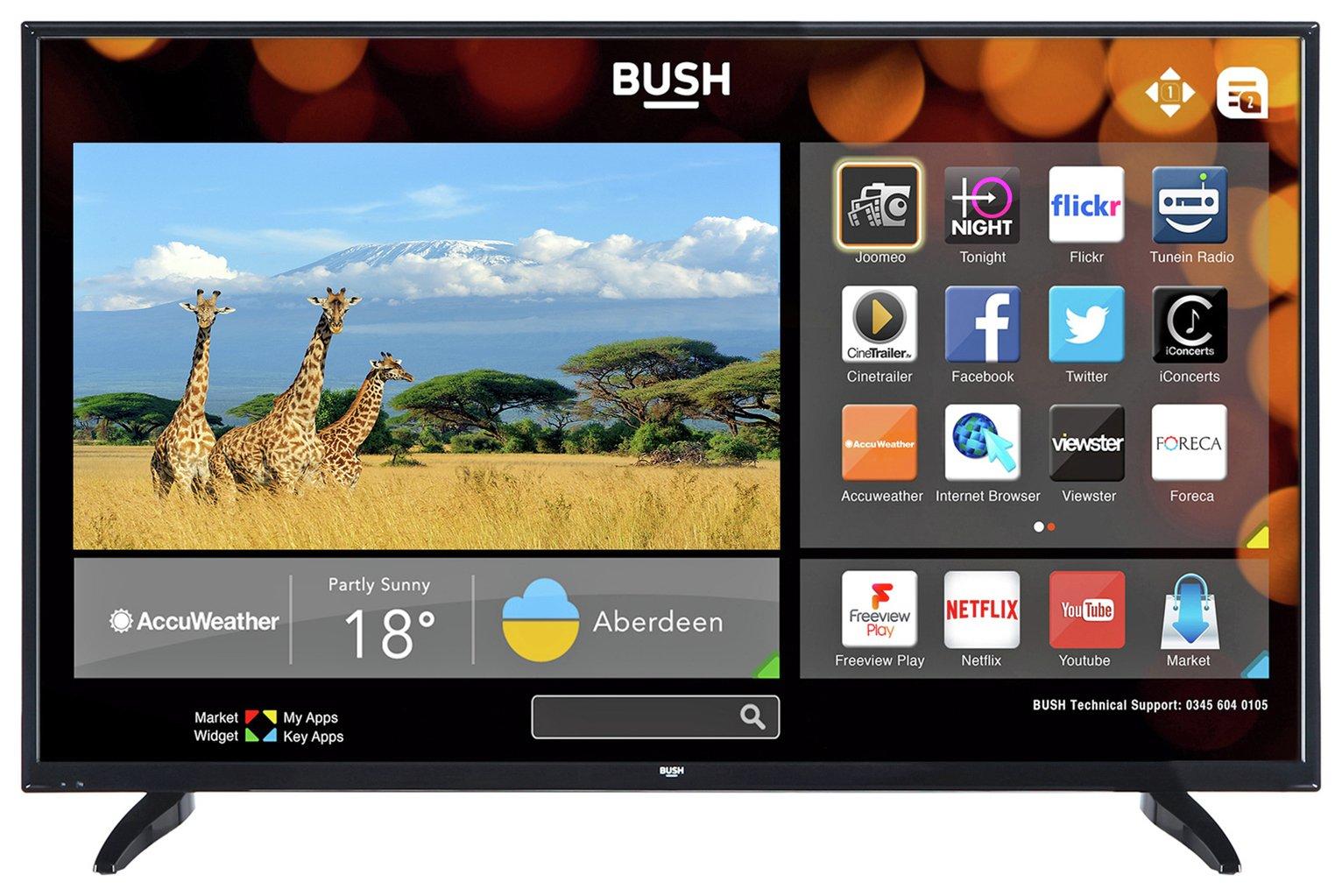 Bush 48 Inch Full HD DLED Smart TV. Review thumbnail