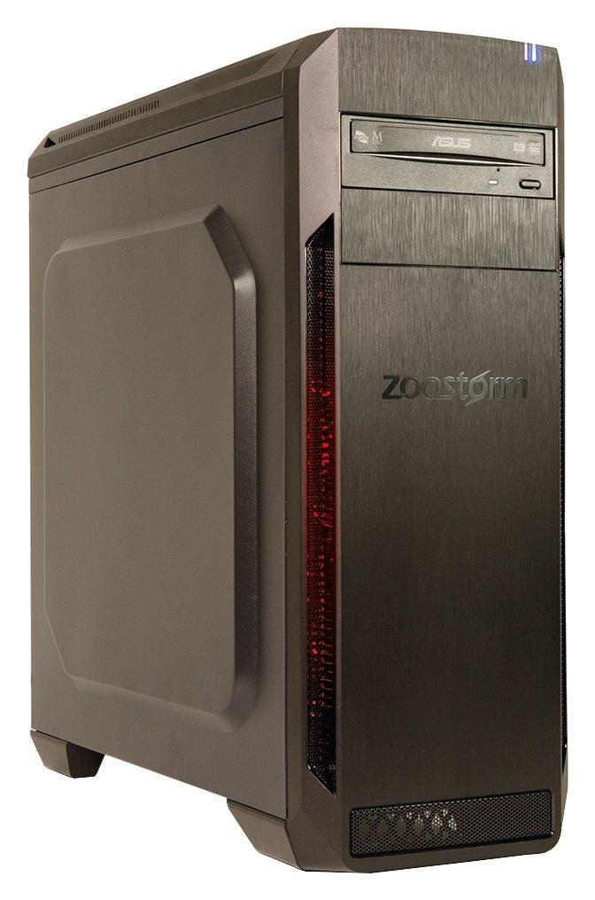 ZooStorm Voyager Ryzen 5 8GB 2TB GTX1050 Gaming PC - Black. Review thumbnail