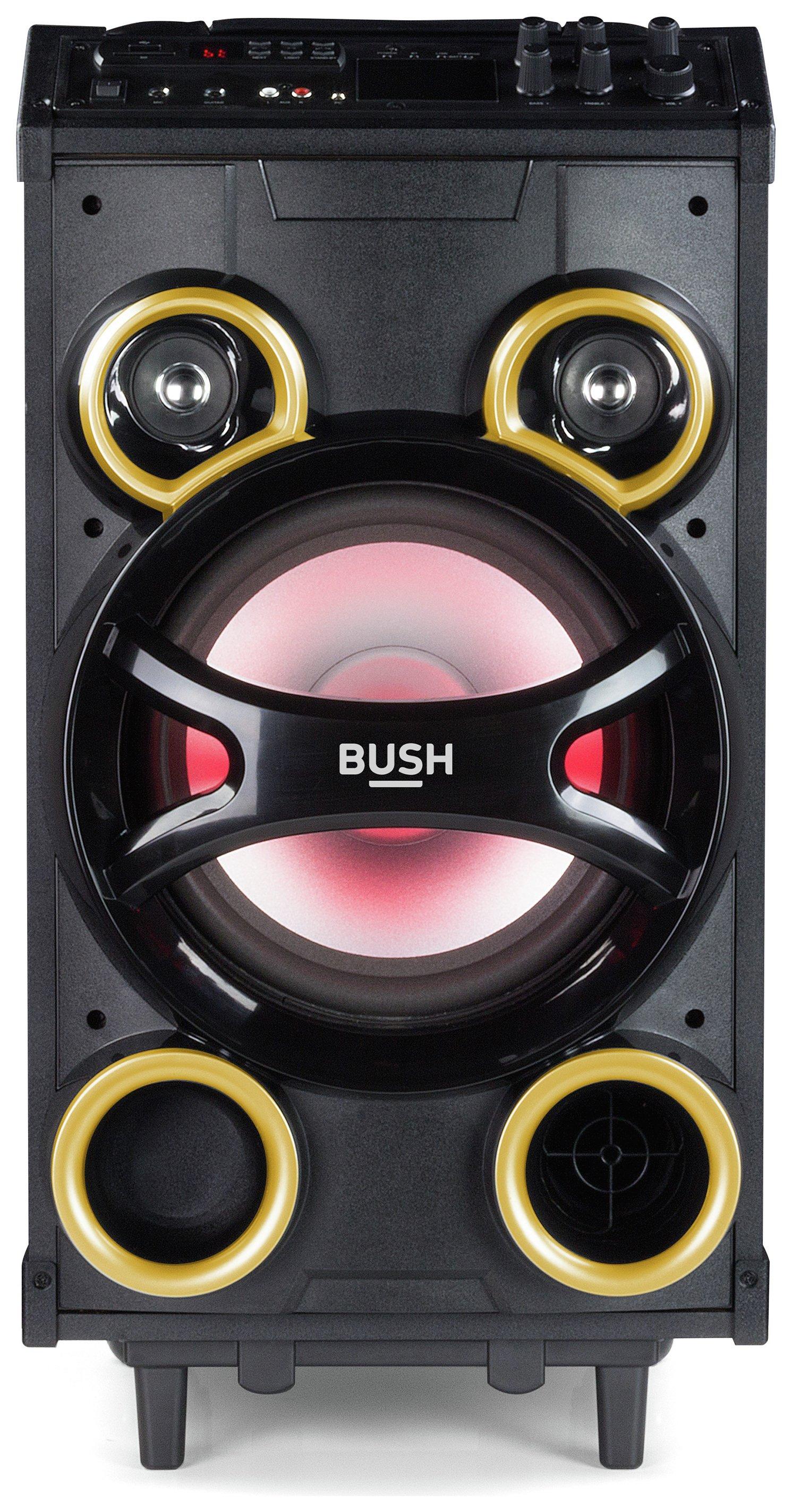 Bush 200W Bluetooth High Power Party Speaker. Review thumbnail