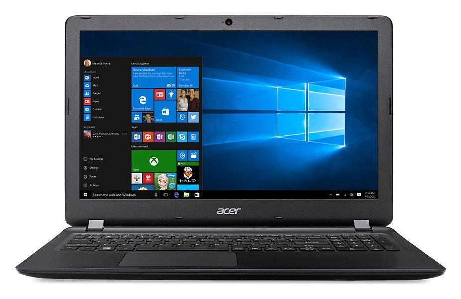 Acer Aspire ES 15.6 Inch AMD E1 4GB 1TB Laptop - Black Review thumbnail