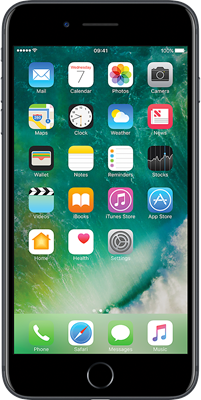 Apple iPhone 7 Plus (128GB Black) at £279.00 on Essentials (24 Month(s) contract) with 500 mins; UNLIMITED texts; 500MB of 4G data. £45.00 a month. Extras: Vodafone: Secure Net. Review thumbnail